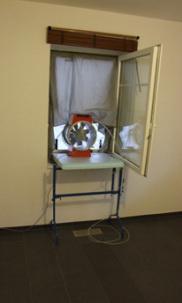 Luftdichtheitstest Blower Door in 21244 Buchholz